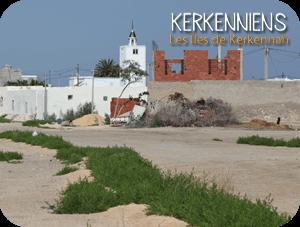 Un des 13 villages de kerkennah : Mellita