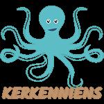 Logo Kerkenniens poulpe de kerkennah