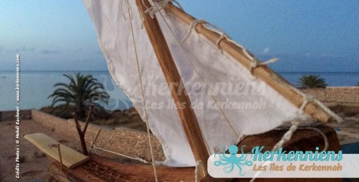 S'il te plaît, construis-moi une flouka Kerkennah Tunisie