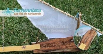Construire une flouka kerkennienne avec un Garnef