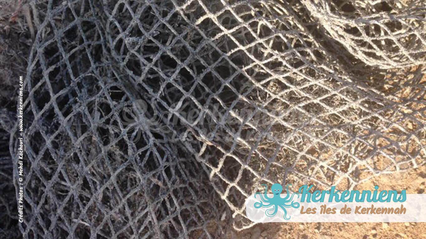 Filet de pêche reconvertible