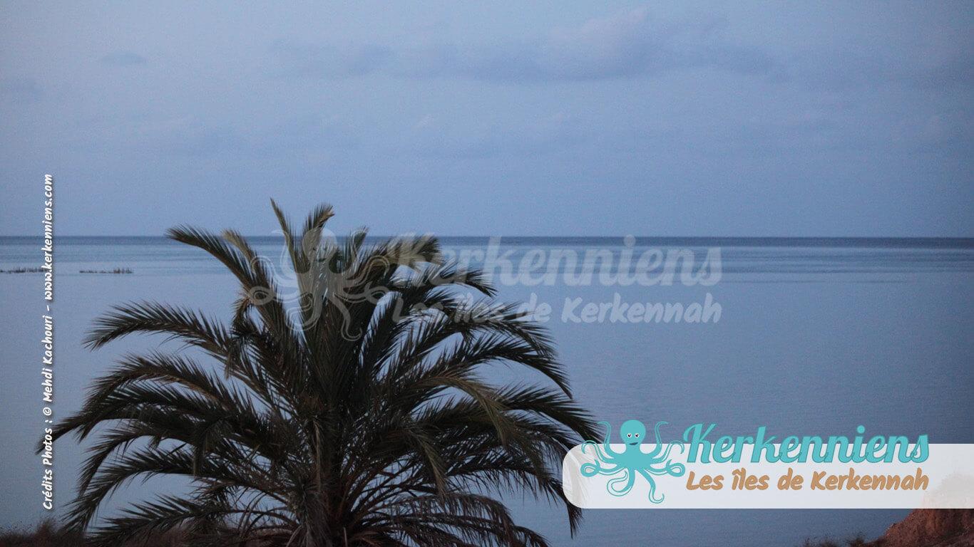 Lever de soleil Kerkennah (Ouled Kacem)
