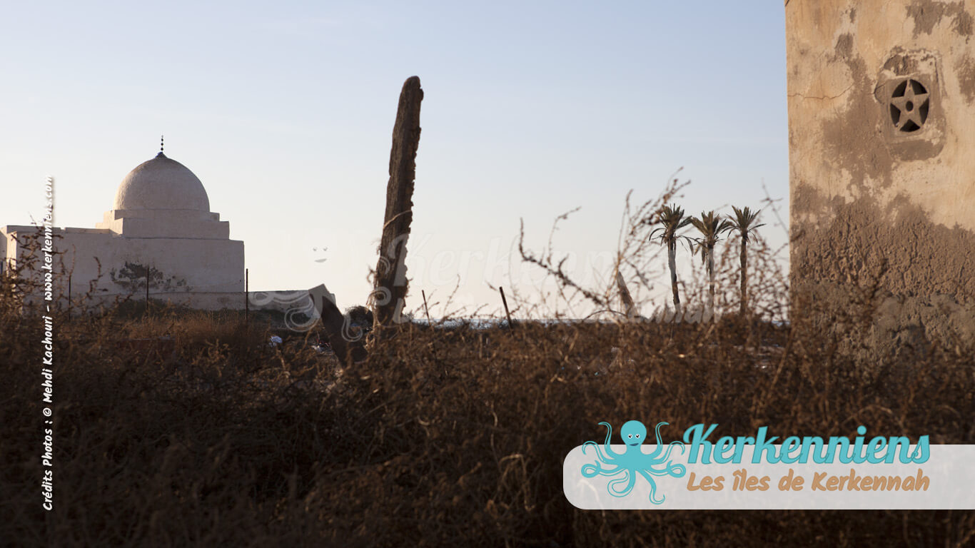 Marabout Sidi Said Ouled Bou Ali Kerkennah Tunisie