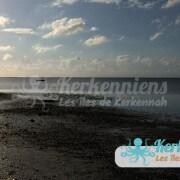 Miracle de la marée basse en méditerranée
