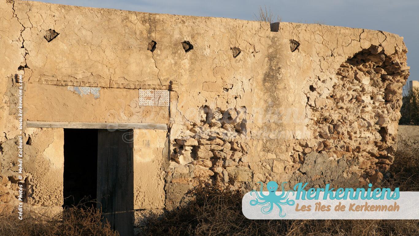 Maison ancienne Ouled Bou Ali Kerkennah - Tunisie