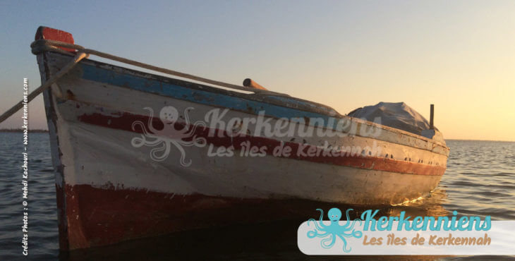 La flouka, le taxi Kerkennien