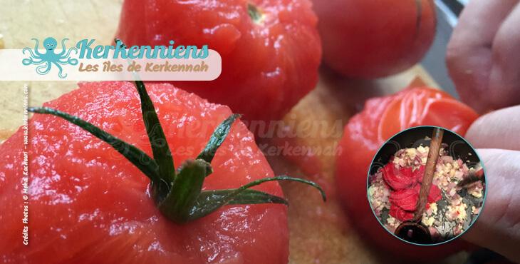 Recette de cuisine Spaghettis aux crevettes tomate concentrée et tomate fraiche