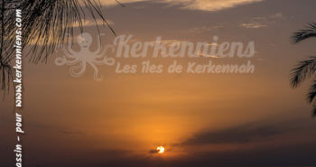 Coucher de soleil au Cercina, instant irréversible et paix intérieure