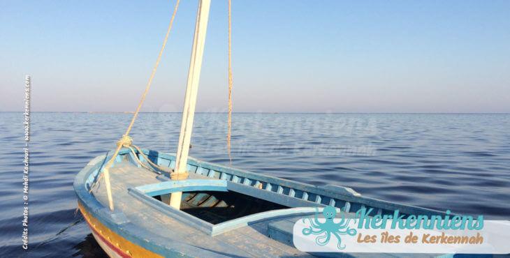 Voyage en mer de Kerkennah