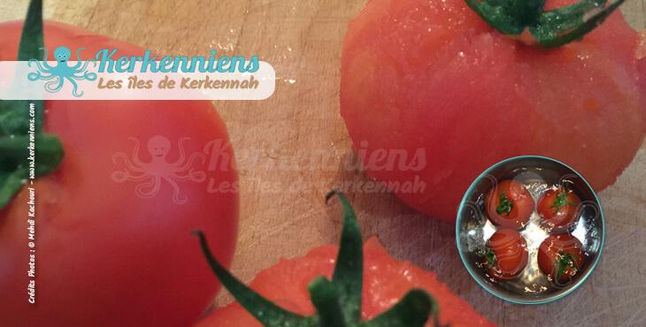 Lentilles (A3dass) fondantes à l'agneau recette cuisine tomates