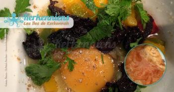 les bricks à l'œuf recette de cuisine la brick à l'œuf aux olive noir poivrons confits et coriandre fraiche