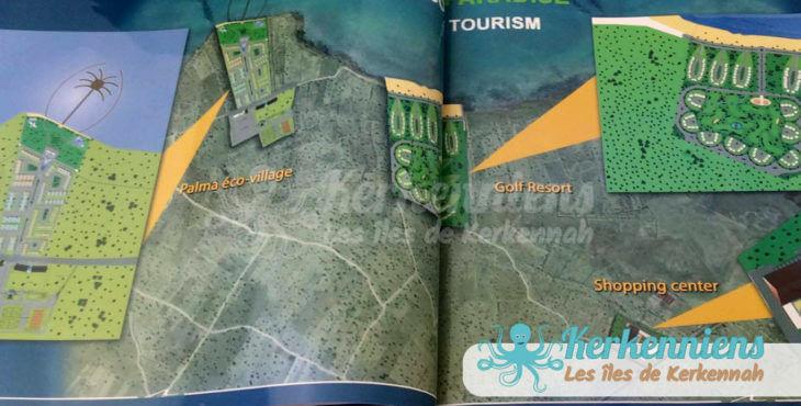 "Les dessous cachés de ""Kerkena Paradise"" Kerkena Palma éco-village"