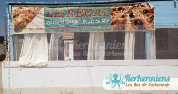 Chez Najet Le Régal le restaurant devanture
