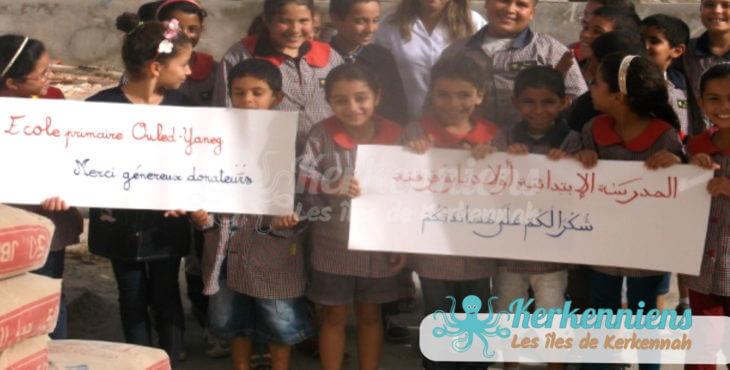 Des nouvelles porteuses d'espoir pour les jeunes de Kerkennah