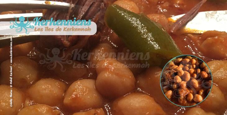 Recette de cuisine : Mermez Tunisien à la viande