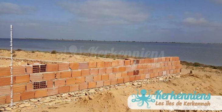 Kerkenniens, Indignez-vous contre la violation du littoral fragile de Kerkennah !