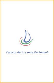 Logo Association Festival de la sirène kerkennah