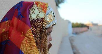 Tenue traditionnelle de mariage kerkennien