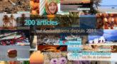 200 articles rédigés pour partager Kerkennah