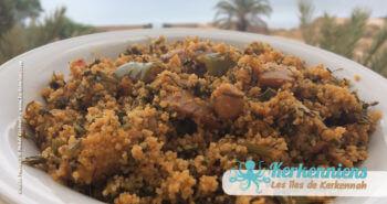 Recette de cuisine Couscous Tunisien Bel Besbes chouabi