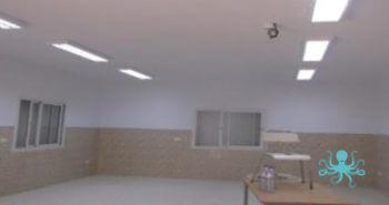 Construction d'une cantine scolaire SOURIRES D'ENFANTS – Fin des travaux