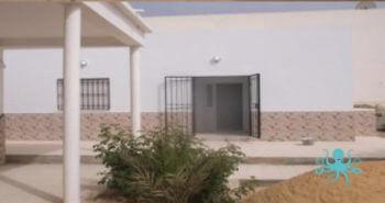 Extérieur - Construction d'une cantine scolaire SOURIRES D'ENFANTS - Fin des travaux