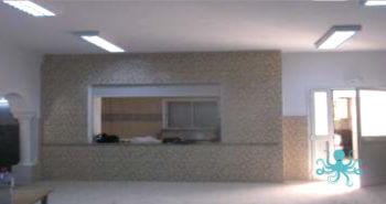 Intérieure – Construction d'une cantine scolaire SOURIRES D'ENFANTS – Fin des travaux