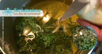 Recette de cuisine Market Khodhra bel Karnit Borghol tous les légumes à froid