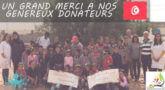 Réussite du Projet de la cantine scolaire de l'école Primaire de Ouled Yaneg