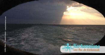 vue du Bata7 de Kerkenah