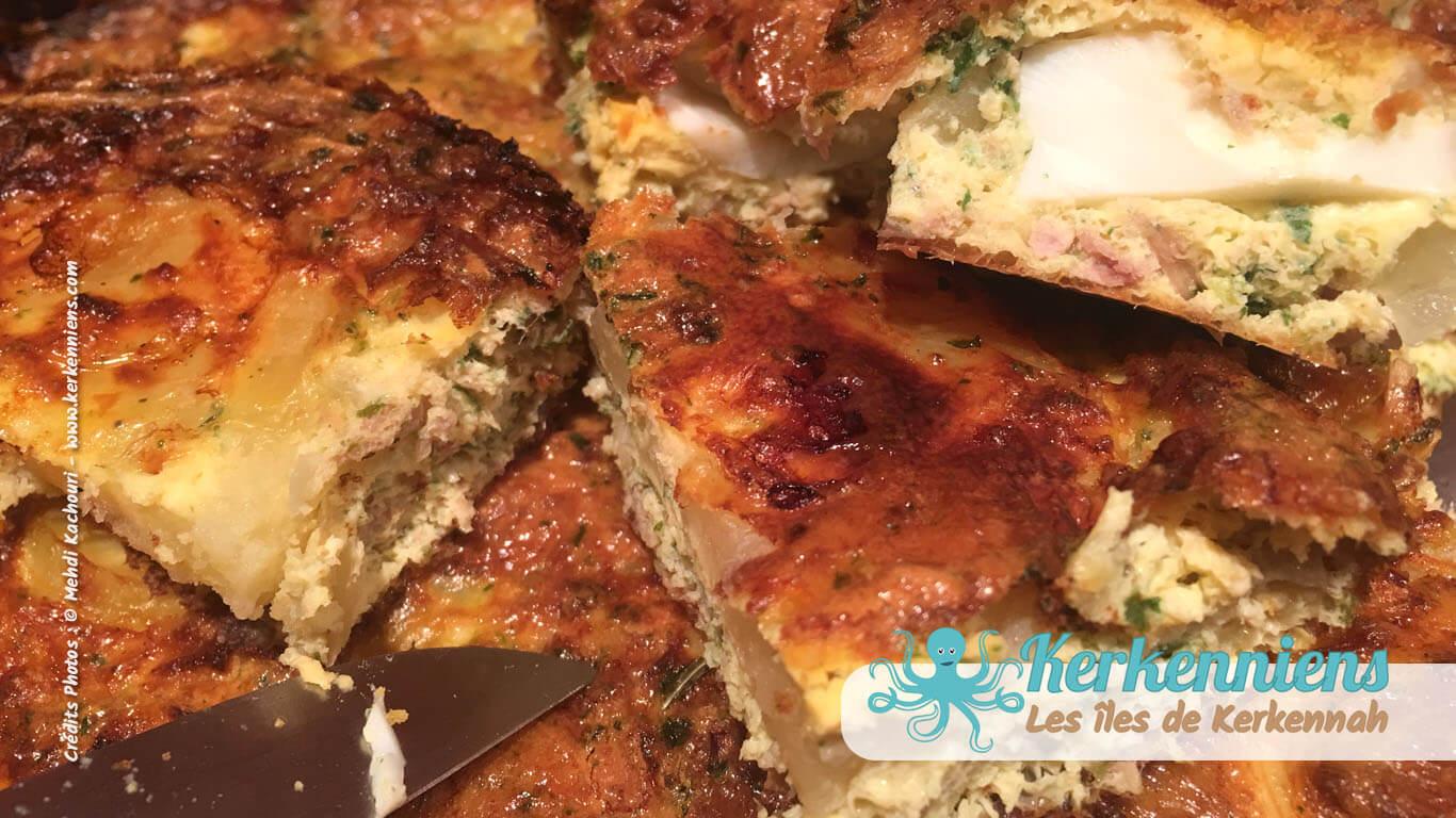 Tajine au thon version tunisienne vous connaissez - Cuisine tunisienne tajine ...