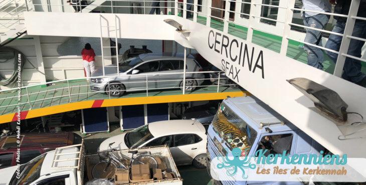 Spécial Ramadan 2018, Consultez les horaires SONOTRAK du bateau pour Kerkennah & Sfax