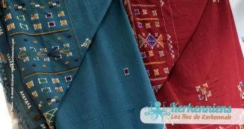 Tarf Mariem Khanfir Lella Kmar création artisanale de bijoux et accessoires Kerkenniens