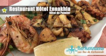 Restaurant Hôtel Ennakhla (Hôtel du Palmier) marmite de fruits de mer
