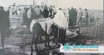 Kerkennah port cercina 1900 Kerkena