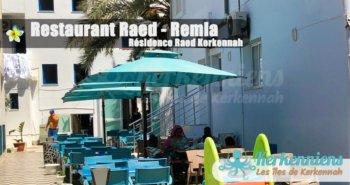 Restaurant Raed à Kerkennah (Remla)