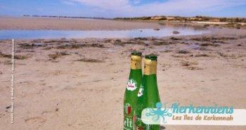 Alcool Kerkennah étonnements bien corsés statistiques Celtia île de Grimdi Kerkennah