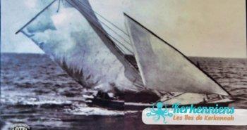 Le Loud, bateau emblématique de Kerkennah