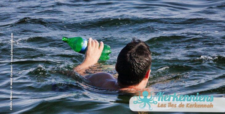 Plastiques : une bouteille à la mer