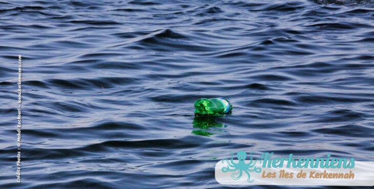 Plastiques : une bouteille à la mer - Kerkennah