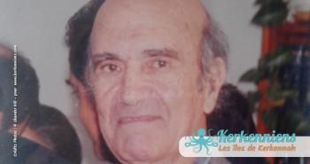 40 ème jour du décès du Professeur Ali El Hili Kerkennah