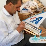Ahmed Neji Souissi l'atelier maquettiste de Remla Kerkennah