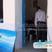 Ahmed Neji Souissi L'atelier et les clients…
