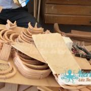 Ahmed Neji Souissi Bateaux en bois
