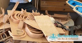 Ahmed Neji Souissi Bateaux en bois El Maghaza