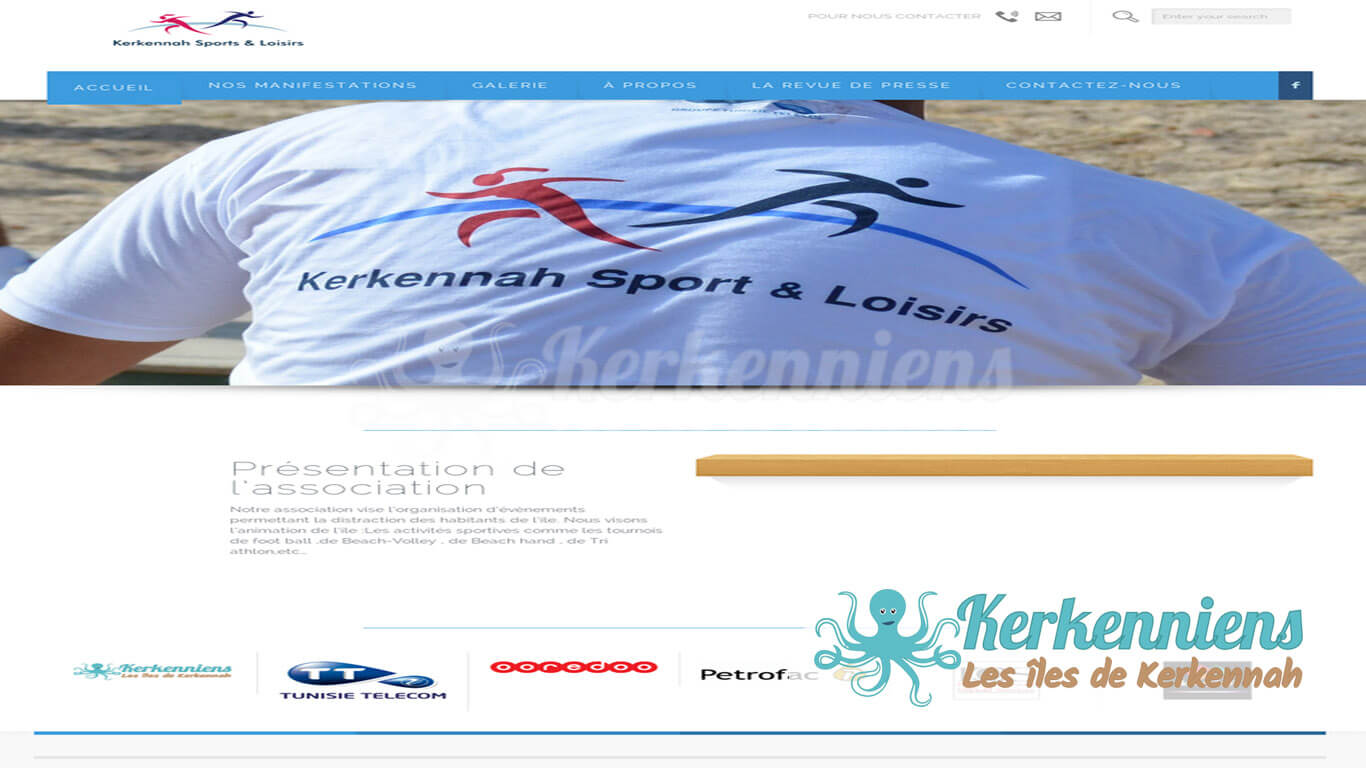 Association kerkennah sports loisirs