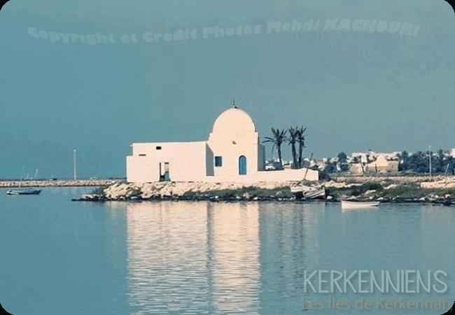 Autre Vue de Kerkennah – Ouled Bou Ali le marabout Sidi Saïd