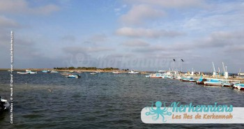 L'îlot de Grimdi (Tunisie)