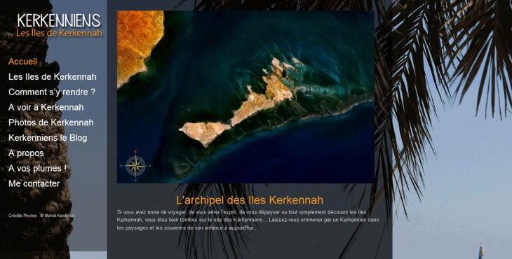 Fond d'écran Kerkenniens.com Avant Septembre 2011