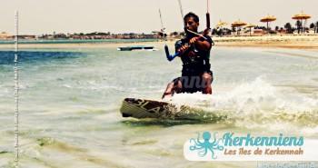 Liberta Cercina Sayyed Amiri Amin kite Kitesurf Kerkennah El Maghaza
